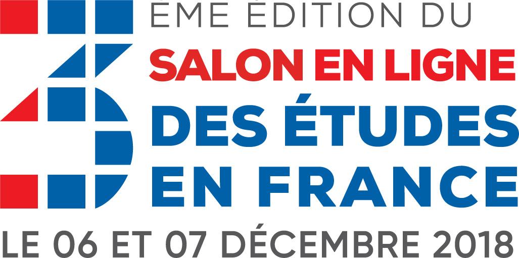 Campus France - Salon en ligne des études en France troisième édition
